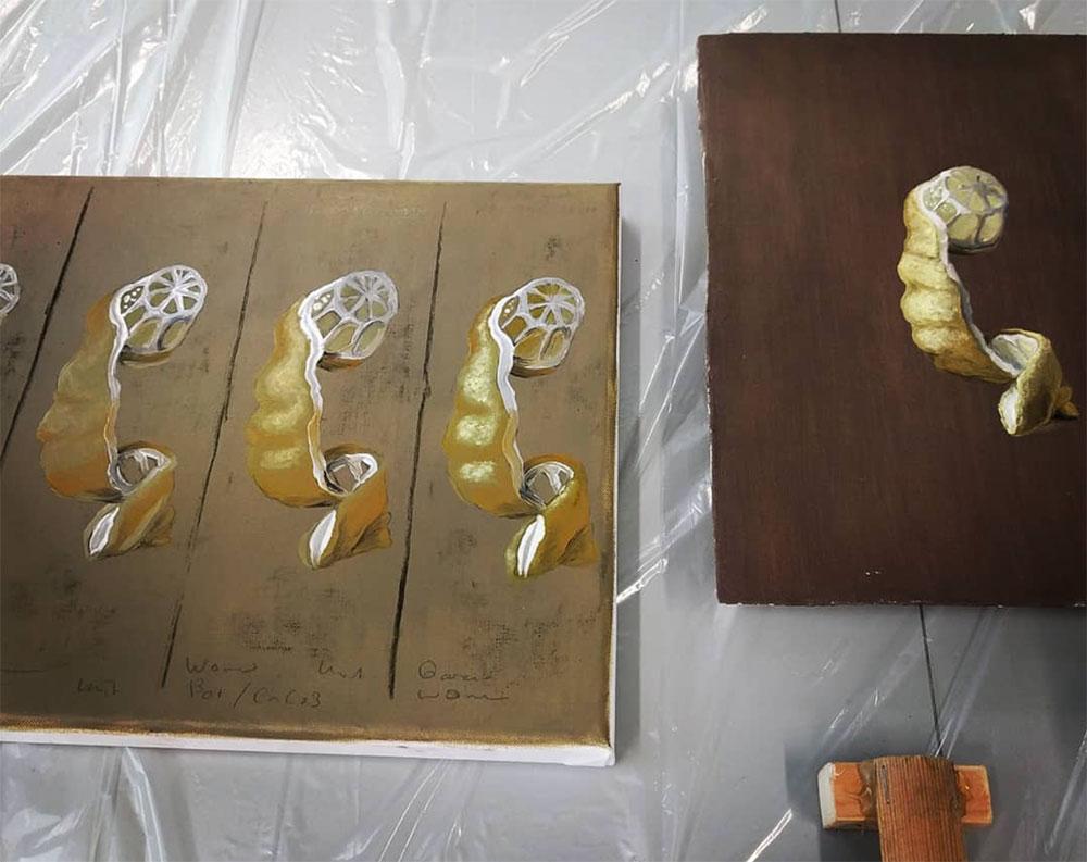 Lisa Wiersma citroenen onderzoek