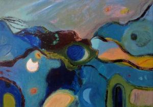 Blue Space - Titia Galema