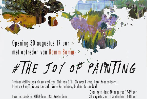 The Joy of Painting – Expo in Loods 6