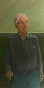 Jelle Groenewold Olieverf