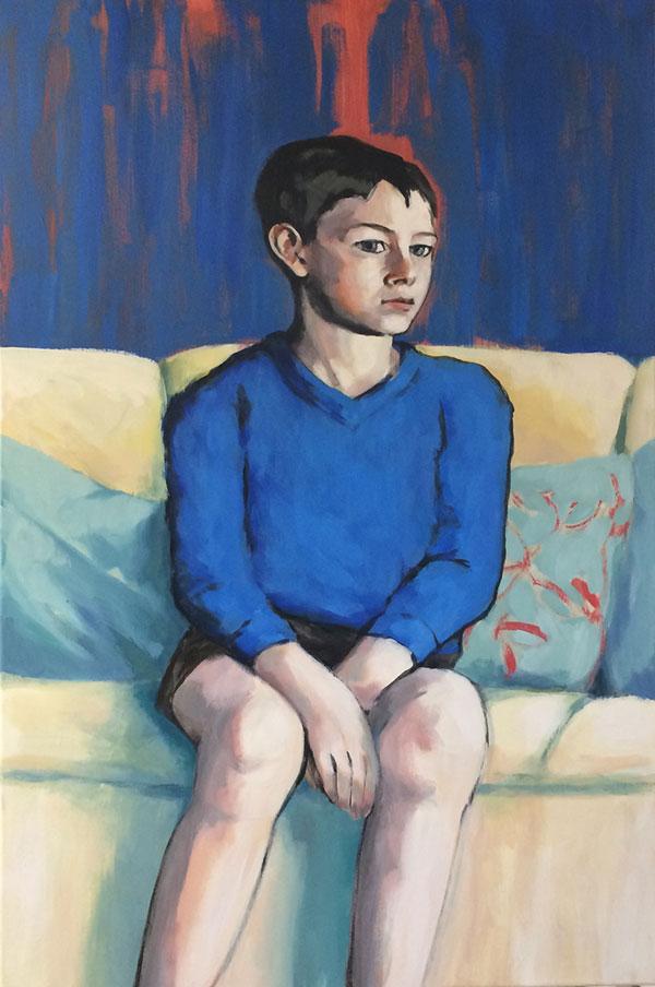 'boy-blue'-acryl_linnen-80-x-120-cm