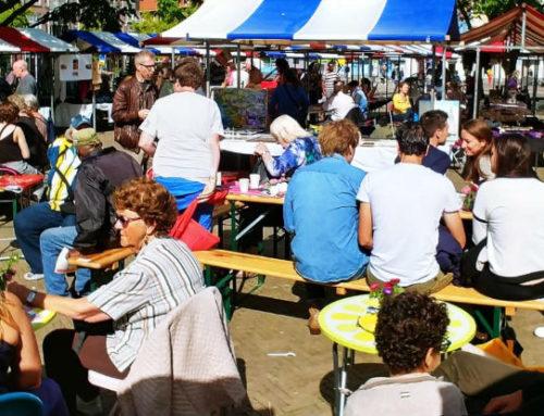 Kunstmarkt Kunstzinnig Transvaal Krugerplein