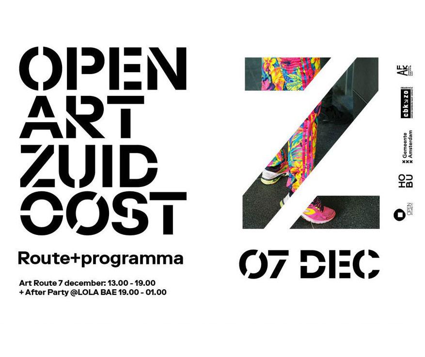 OPEN ART ZUIDOOST