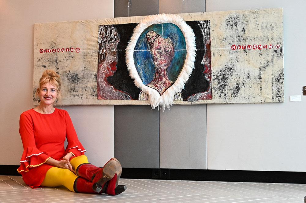 kunstRUIM Centrum Oost – bruisend kunstweekend succesvol afgesloten