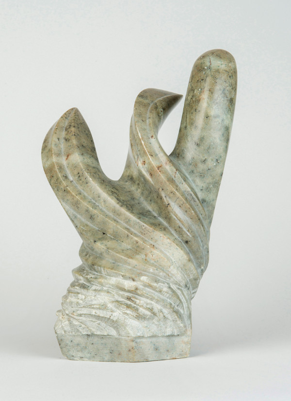 Torqued hand