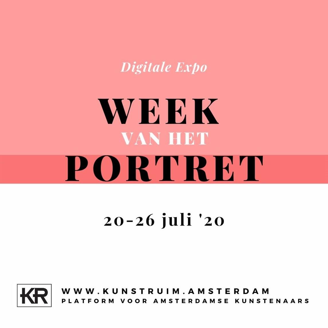 week van het portret
