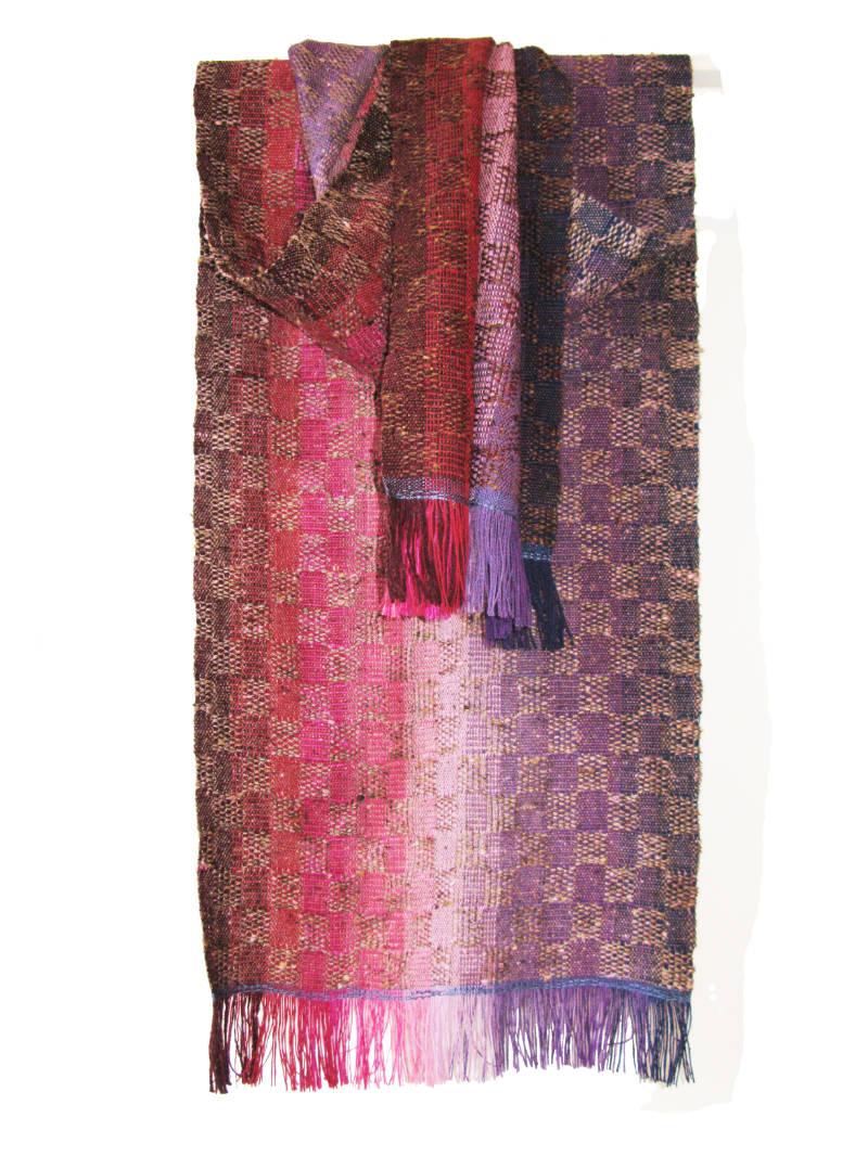 Elly Bunder-sjaal 0416