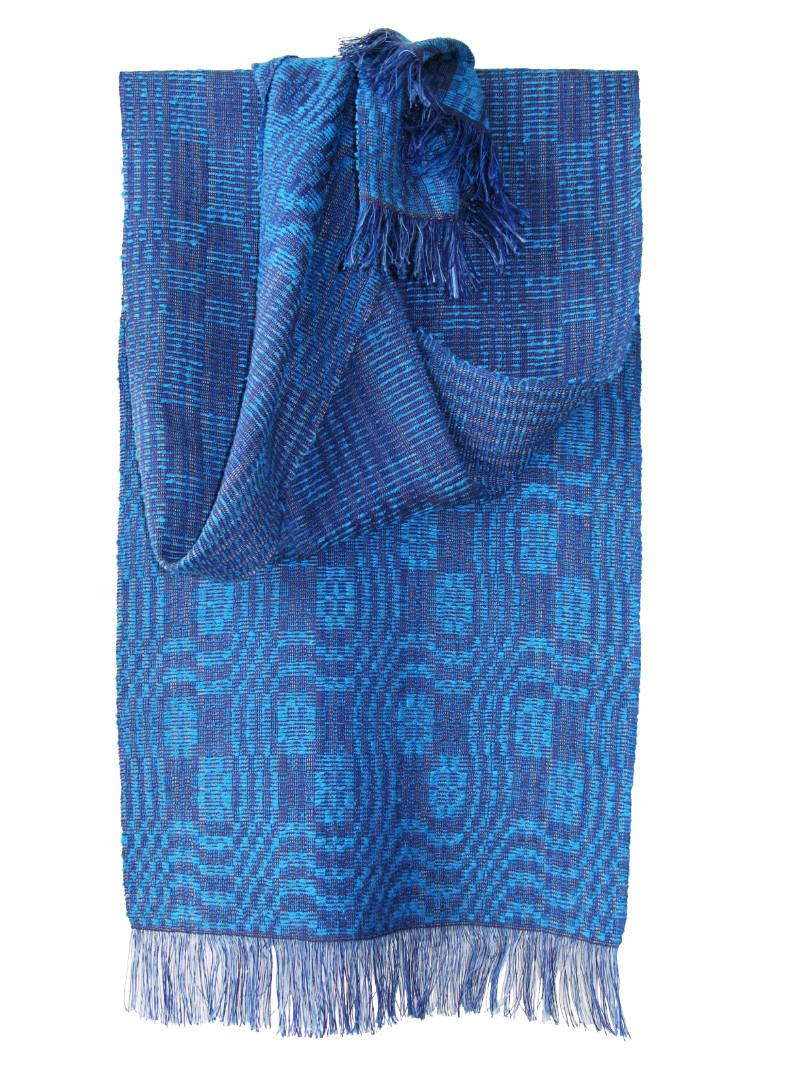 Elly Bunder-sjaal 0425