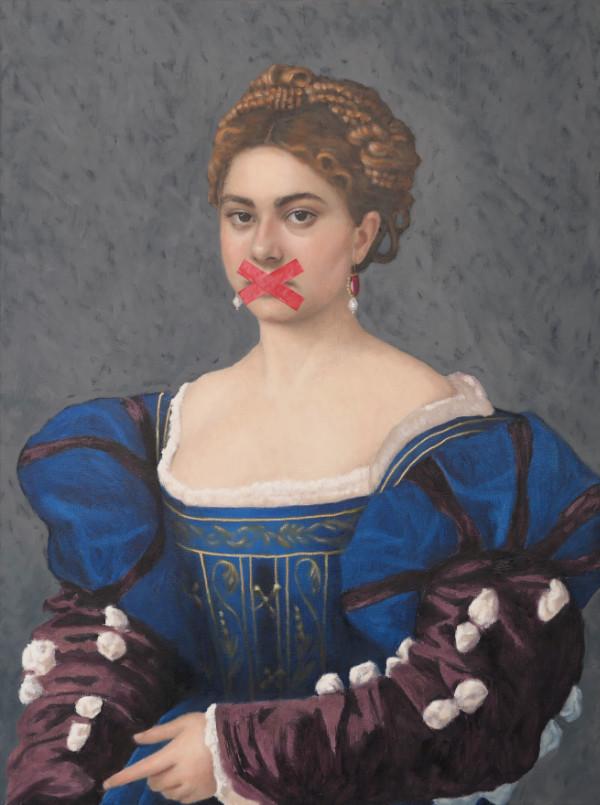 Victoria Sybrandi - Muzzeled