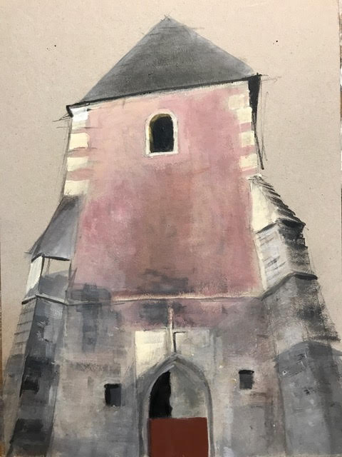 Cuzy Eglise
