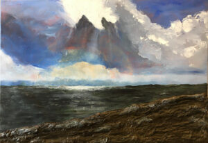 Alida Verheij Rode Zee
